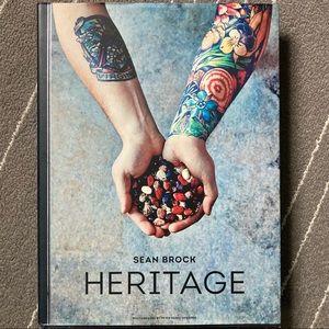 Heritage by Sean Brock cookbook